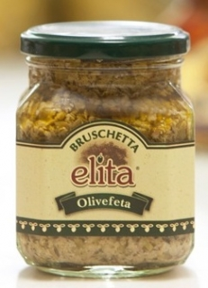 Elita směs na bruschetty Olivefeta - 350 g